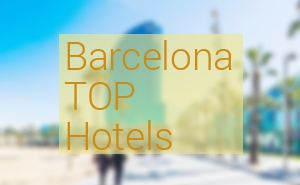 Best hotels Barcelona. Popular new hotels 2015