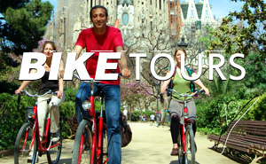 Barcelona Half Day Bike Tours
