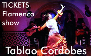 Barcelona Flamenco Show at Tablao Cordobes