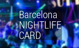 Barcelona Nightlife Card