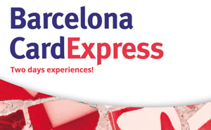 Barcelona Card Express 2 day