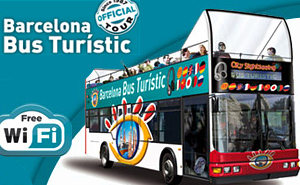 Tickets Barcelona Hop on Hop off Bus. Bus Turistic