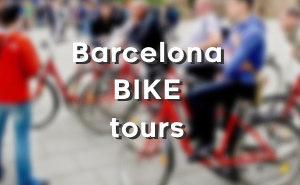 Barcelona bike tours