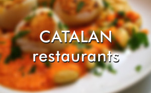 Best Catalan restaurants Barcelona