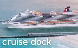 Map Barcelona cruise ship terminals at Barcelona port