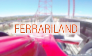 New Ferrari Land Barcelona theme park