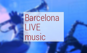 Live music in Barcelona