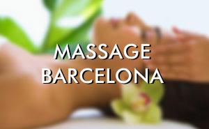 Massage centres Barcelona