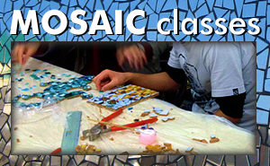 Trencadís and Mosaic Workshop Barcelona