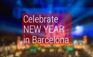 Barcelona New Year Parties and NYE Celebration