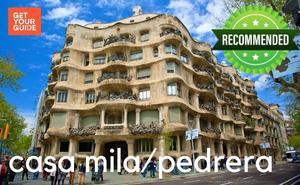 Tickets La Pedrera DAY visit