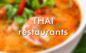Best Thai restaurants Barcelona