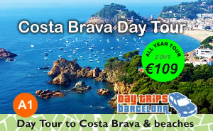 Costa Brava Day Tour from Barcelona