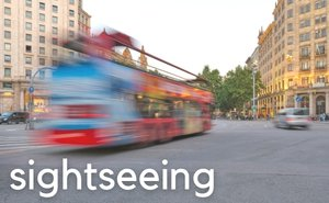 Sightseeing tours Barcelona