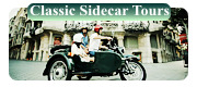 Motorcycle Sidecar Tours