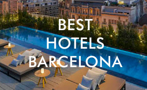 Best hotels Barcelona. Popular new hotels 2017