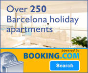 Barcelona apartment booking