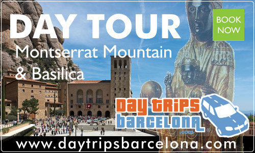 Tour to Montserrat mountain from Barcelona