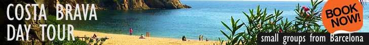 Enjoy the beautiful Costa Brava on a day tour from Barcelona