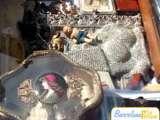 Antique market Sarria