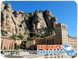 Day Tour to Montserrat Mountain and Basilica from Barcelona