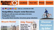 Budget Bikes - Bike Tours & Rentals