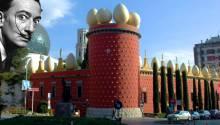 Dali - Dalí Museum Figueres Spain