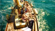 Classic sailing day trips