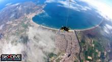 Sky diving - Skydive