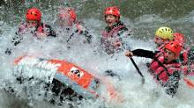 Rafting Llavorsí