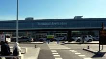 Reus airport - near Barcelona