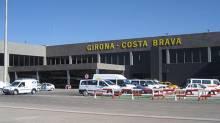 Girona Costa Brava airport - near Barcelona