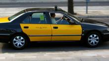 Telephone numbers taxi companies in Barcelona