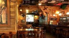 The Black Horse - English pub