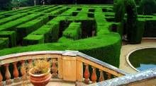 Parc del Laberint d'Horta - labyrinth park