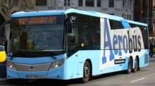 Airport bus Barcelona - Aerobus