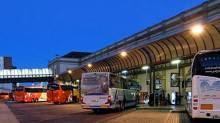 Estacio Nord bus station Barcelona