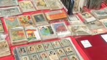 Mercat de Numismàtica i Filatèlia - stamp & coin market