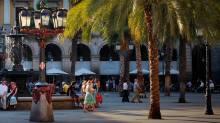 Plaza Real - Plaça Reial