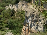 Rocdrom La Foixarda,  Montjuic outdoor climbing walls