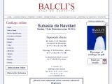 Balcli's - Auction house