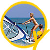 Barcelona windsurfing lessons and schools