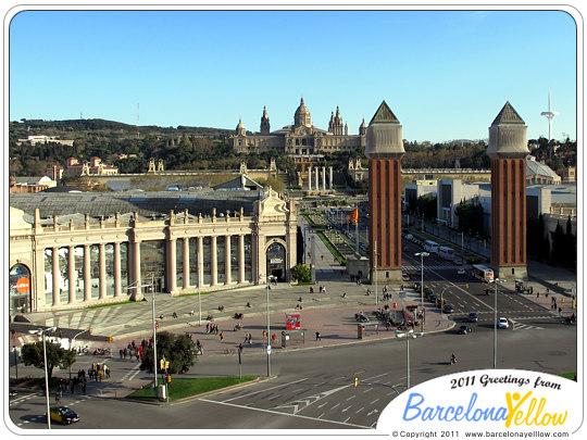 Barcelona 2017 Fira Montjuic Exhibition Center Barcelona