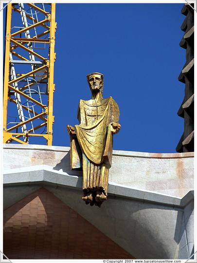 Gaudi - La Sagrada Familia Barcelona