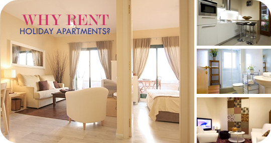 Why rent holiday apartments Barcelona