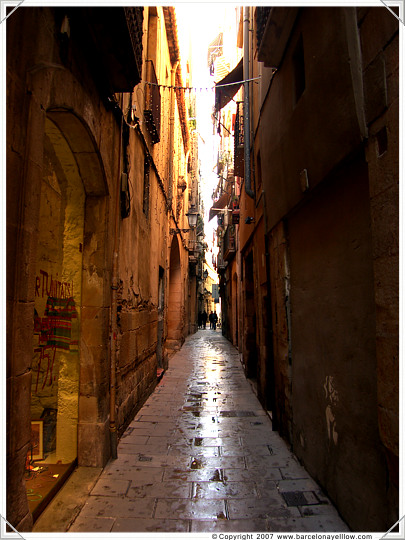 barcelona pictures barrio gotico