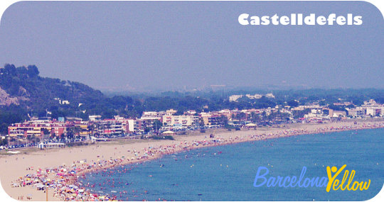 Castelldefels Spain  city pictures gallery : Castelldefels Spain Tourism In Picture