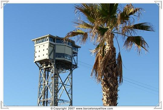Torre de Sant Sebastià, Barcelona