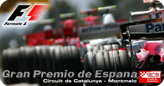 Barcelona F1 Spain