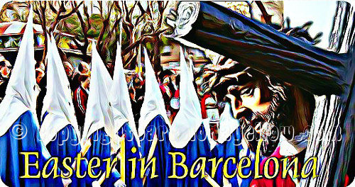 Semana Santa Barcelona Easter week